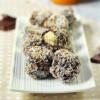 Бананы в шоколаде с орехами и кокосовой стружкой