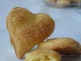 Печенье-сердечки любимому