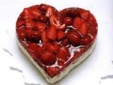 Торт-сердце – подарок любимому на День Святого Валентина