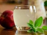 Яблочный коктейль с мятой