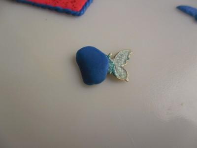 Магнитики из полимерной глины