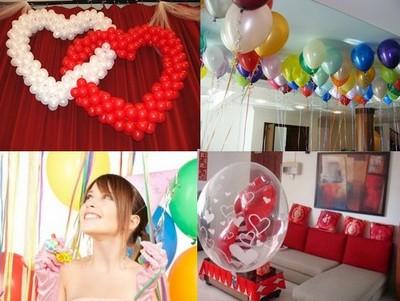 Как украсить дом на День Влюбленных