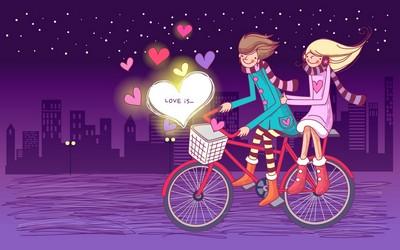 Обои на День Святого Валентина