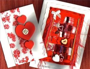 Красивые валентинки на День Влюбленных - 14 февраля