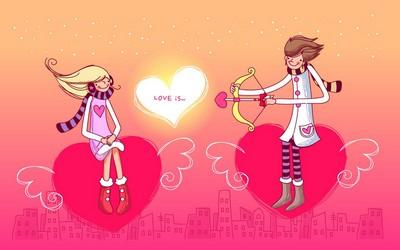 Обои с Днем Святого Валентина