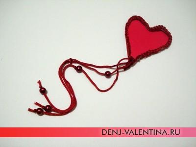 подарок своими руками на День Святого Валентина
